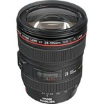 Zoom Wide Angle-Telephoto EF 24-105mm f/4L IS USM Autofocus Lens