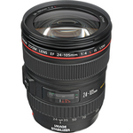 Zoom Wide Angle-Telephoto EF 24-105mm f/4L IS USM Autofocus Lens