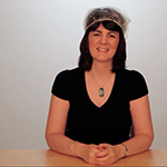 Julie gives you 2 ways to use a shower cap for camera protection