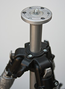 Tripod head attachment